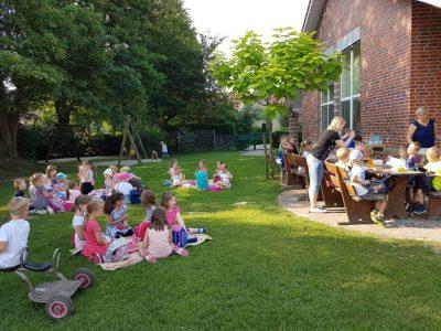 Kindergartenbesuch Foto 2