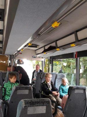 Busfahrtraining Bild 1
