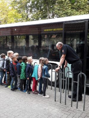 Busfahrtraining Bild 3