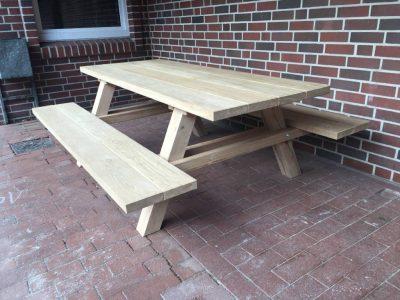 neue Sitzbank Bild 1