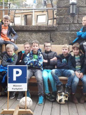 Klassenfahrt Bad Bentheim Bild 1