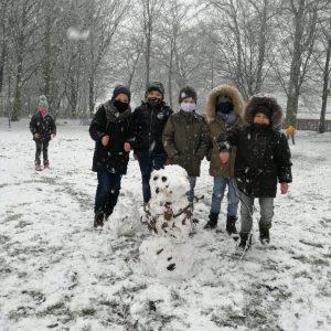 Foto 1 Schnee