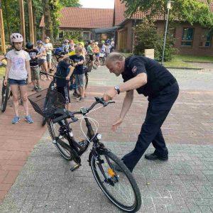 Fahrradpruefung 2021 - Bild 1