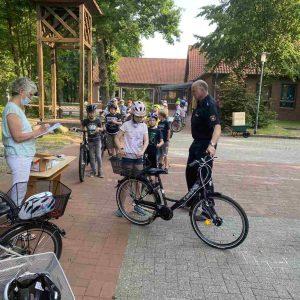 Fahrradpruefung 2021 - Bild 2