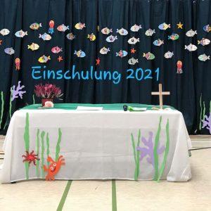 Einschulung 2021 - Bild 1